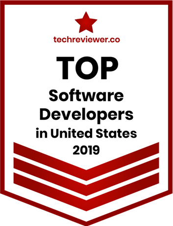 Volare Systems ranked one of the Top 50 Software Development Companies in the United States